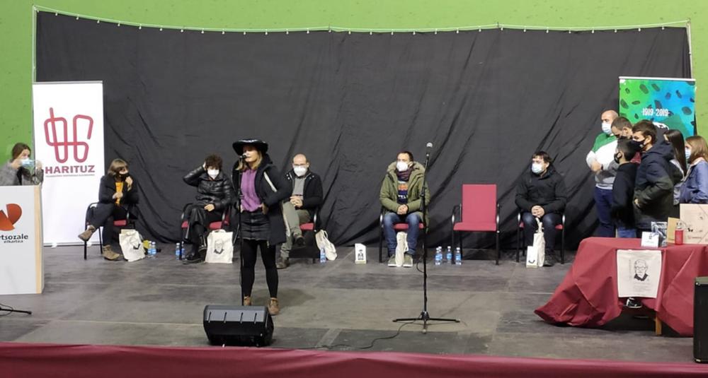 Amaia Iturriotzek irabazi du aurtengo Pello Errota Sariketa