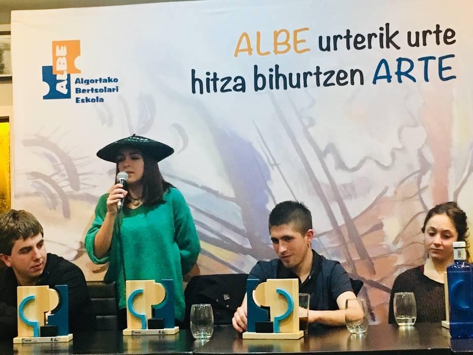 Aroa Arrizubietak irabazi du Abra Saria