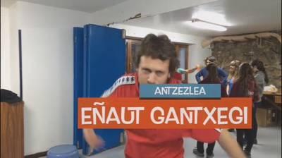 Gantxegi, Eñaut