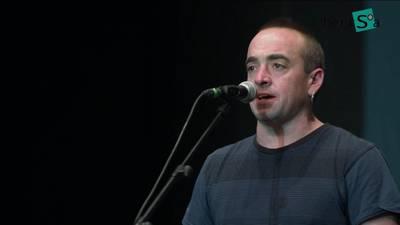 Iker Zubeldia. Agurra