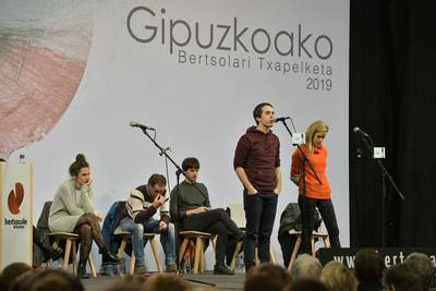 Beñat Gaztelumendi ere Gipuzkoako finalera