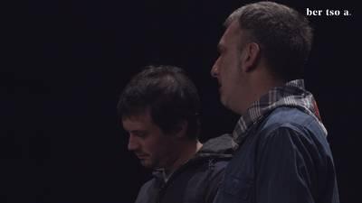 Jon Maia eta Aimar Karrika. Baserritarrei mespretxuzko jarrera