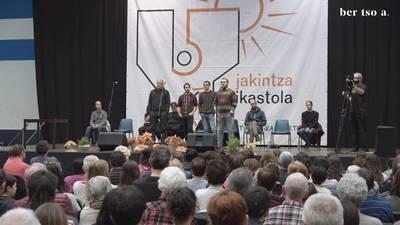 Aitor Mendiluze, Beñat Gaztelumendi, Igor Elortza eta Aitor Sarriegi. Zein izan nahi zenukete eta zein ez.