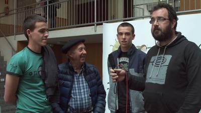Iurreta eta Durangoko Tronperrieta taldea nagusi Taldekakoan