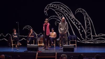 Indiako kazetari bati Euskal Herriari buruzko informazioa ematen